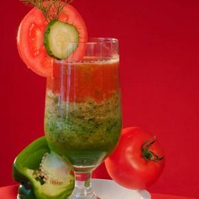 Овощной коктейль