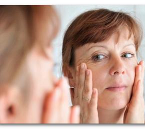 уход за кожей лица после 45 лет